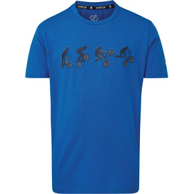 Dare 2b Go Beyond T-Shirt Kinder athletic blue